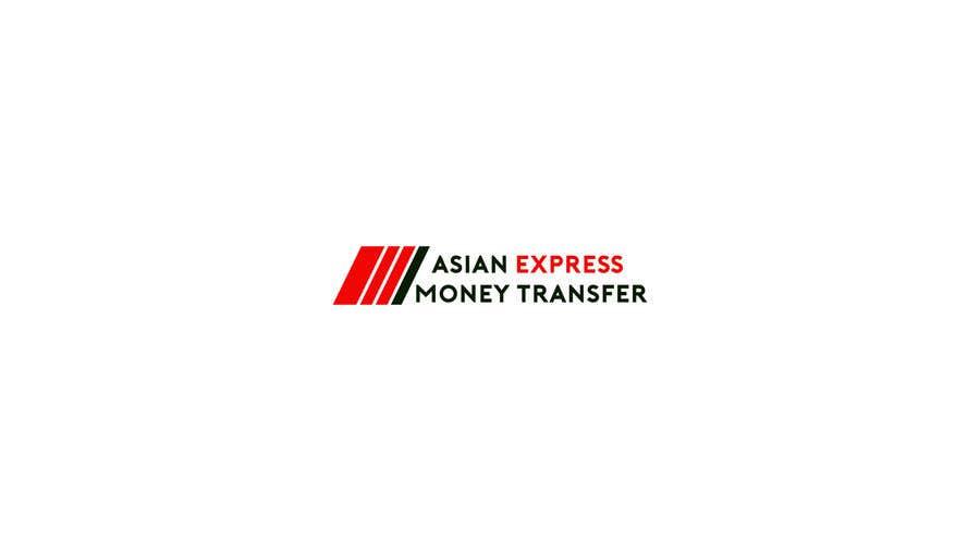 ผลงานการประกวด #71 สำหรับ Asian Express Money Transfer Logo