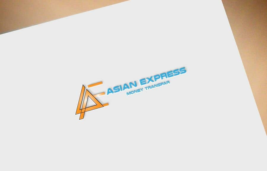 ผลงานการประกวด #100 สำหรับ Asian Express Money Transfer Logo