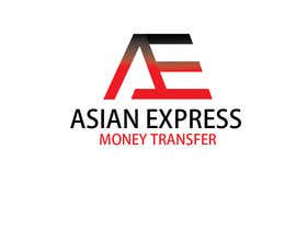 #97 สำหรับ Asian Express Money Transfer Logo โดย natasabeljin4444