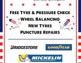 #12 for Design a Tyre Company Leaflet by rjsoni2909