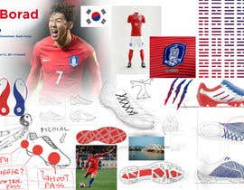 #225 cho Design a pair of soccer shoes for your favorite player bởi RyanXin