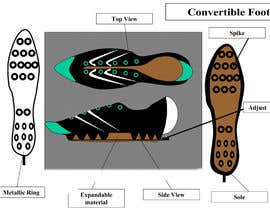 #33 cho Design a pair of soccer shoes for your favorite player bởi SureshJessy