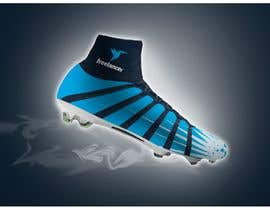 #406 cho Design a pair of soccer shoes for your favorite player bởi logo2you