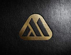 "#247 untuk design me a unique letter ""M"" oleh eusof2018"