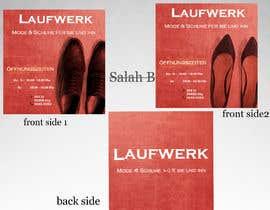 Nro 3 kilpailuun Design a Flyer for a fashion boutique käyttäjältä salihobouriche