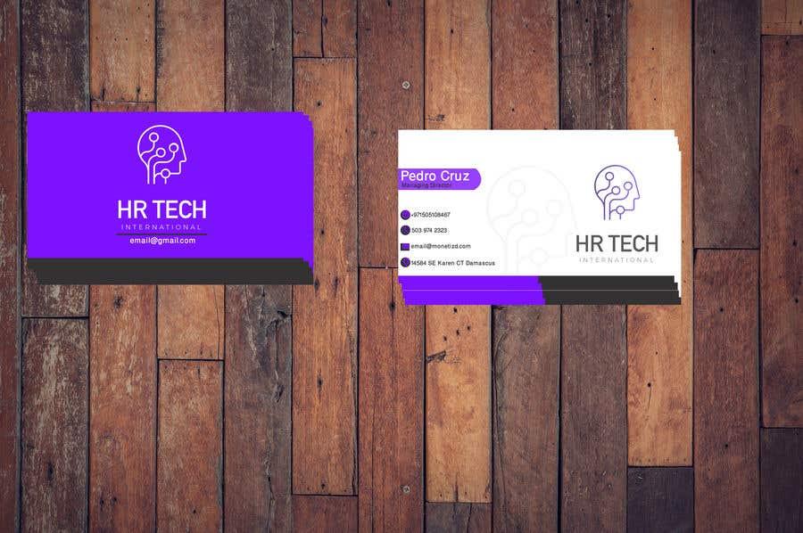 Konkurrenceindlæg #46 for Modern Business Cards Design