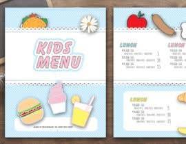 #17 for Kids Menu Design Templates af LaGogga