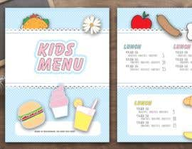 #17 for Kids Menu Design Templates by LaGogga
