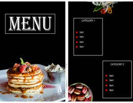 #3 for Kids Menu Design Templates by athul6560