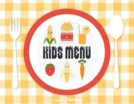 #37 for Kids Menu Design Templates af asifnaim