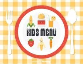 #37 for Kids Menu Design Templates by asifnaim