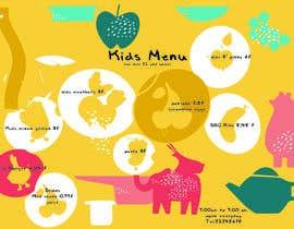 #4 for Kids Menu Design Templates af nita77kurian