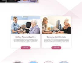 nº 14 pour Design a Home Page and Facilities page in Photoshop par yasirmehmood490