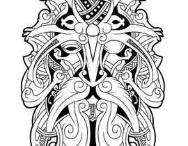 #2 for Create a Traditional Viking/Norse Tattoo Design af Rotzilla