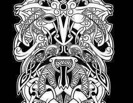 #15 for Create a Traditional Viking/Norse Tattoo Design af Rotzilla