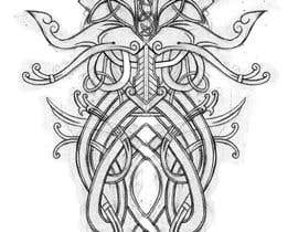 #22 for Create a Traditional Viking/Norse Tattoo Design af Rotzilla