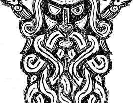 #3 for Create a Traditional Viking/Norse Tattoo Design af joaillustrator