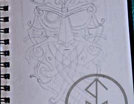#17 for Create a Traditional Viking/Norse Tattoo Design af camiskadi