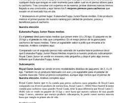 #1 para Copywriter para pagina web de Noelia74
