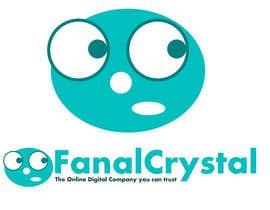 nº 19 pour Mascot Design for FanalCrystal par desislavsl