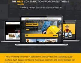 #3 for Realizzare un sito web wordpress a partire da un altro. Con buona qualità di Graphic design. by benardel