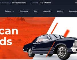 #8 for Wordpress Website for Vehicle-whoesale by benardel