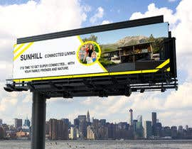 #108 for Billboard ad for real estate by masterdesigner7