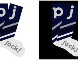 Nro 43 kilpailuun Design a Logo for a Socks company! käyttäjältä maieshathompson