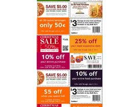 #5 para Graphic Design for Coupons and Flyer de FALL3N0005000