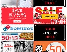 #8 para Graphic Design for Coupons and Flyer de FALL3N0005000