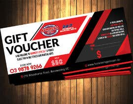 #12 para Graphic Design for Coupons and Flyer de FantasyZone