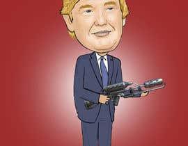 #1 for Donald Trump Cartoon af oraaft22