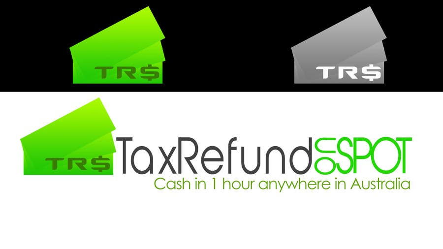 Konkurrenceindlæg #46 for Logo Design for Tax Refund On Spot