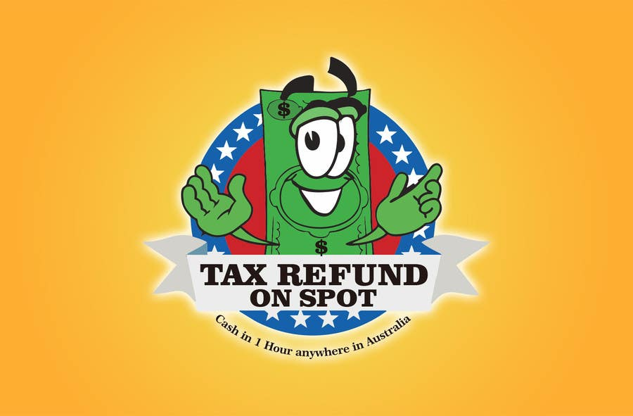 Proposition n°120 du concours Logo Design for Tax Refund On Spot