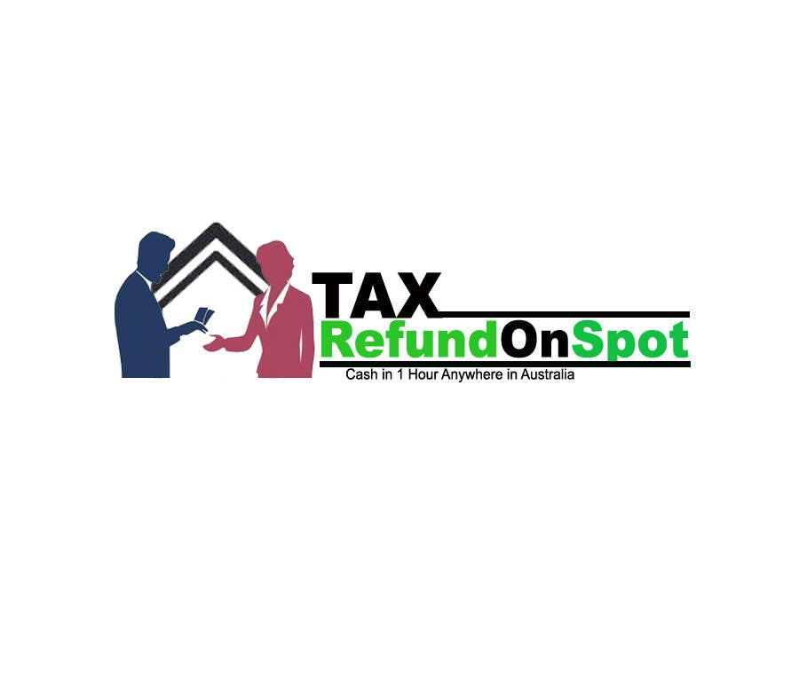 Proposition n°104 du concours Logo Design for Tax Refund On Spot
