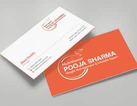 #13 สำหรับ Logo & Stationary Design for my nutrition practice - I am a nutritionist โดย mahmudkhan44
