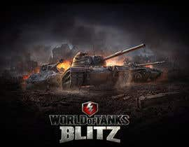 yermglm tarafından Design a mobile landing page for World of Tanks Blitz için no 1