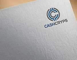 #62 dla Design a Logo - CashCryps przez monikanahar550