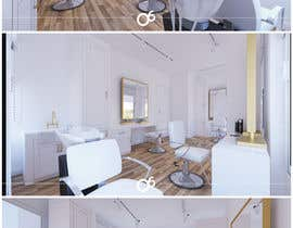 #4 for Need an image file of what a new room at a beauty salon will look like af ziadadelelmahdy