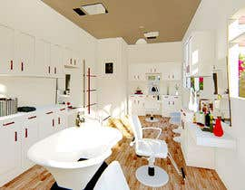 #5 for Need an image file of what a new room at a beauty salon will look like af fadymaged97