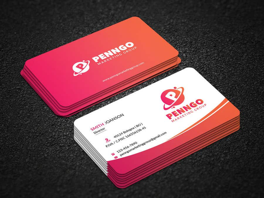 Contest Entry #113 for Design some Business Cards for Penngo Group