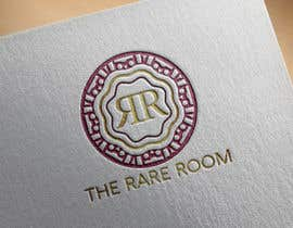 "#97 για ""The Rare Room"" logo design contest από GoldenAnimations"