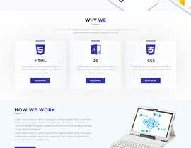#2 for Website homepage by ayan1986
