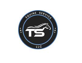 #21 for I need a logo for my new company TS Equine Services LLC. A little background is I provide different care services for horses. Big part of my income is house sitting. I need a simple logo that will look good on business cards or shirts and jackets. by mazaman1985