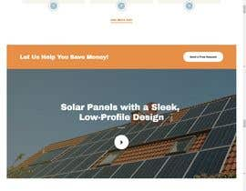 #2 , Solar Energy Landing Page with Lead gen form and Description page 来自 kminfomedia