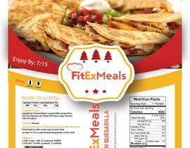 #20 for Design a Food Label for a Meal Prep Company by Mahbub33