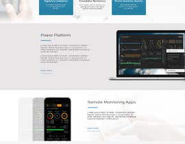 #8 for Design a Website Mockup for a temperature monitoring app by manojkaninwal