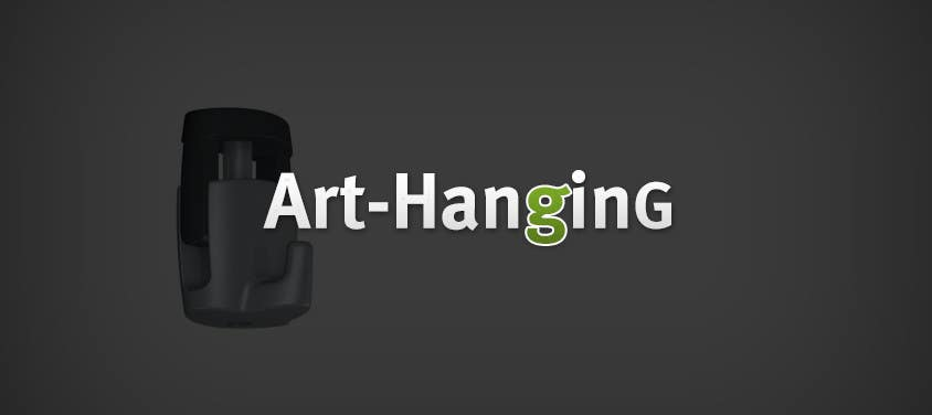 Kilpailutyö #                                        75                                      kilpailussa                                         Logo Design for art-hanging.com