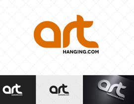 nº 83 pour Logo Design for art-hanging.com par DesignPRO72