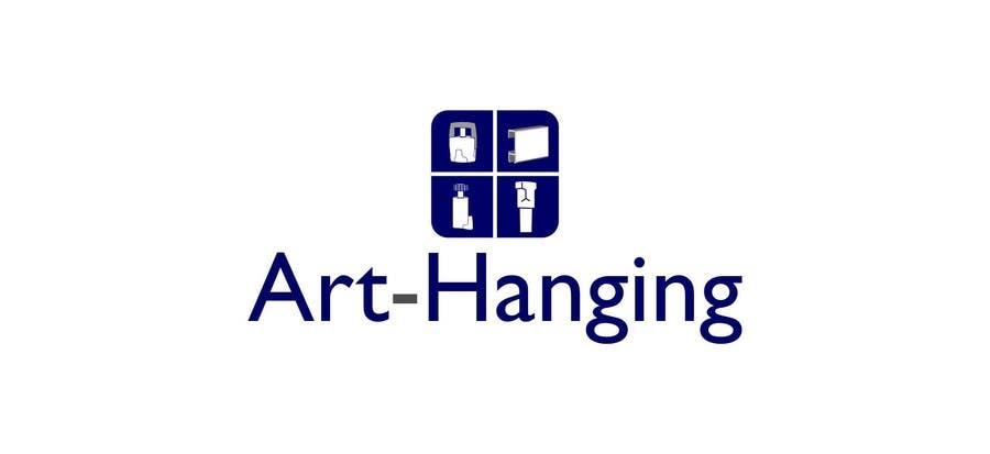 Kilpailutyö #                                        66                                      kilpailussa                                         Logo Design for art-hanging.com